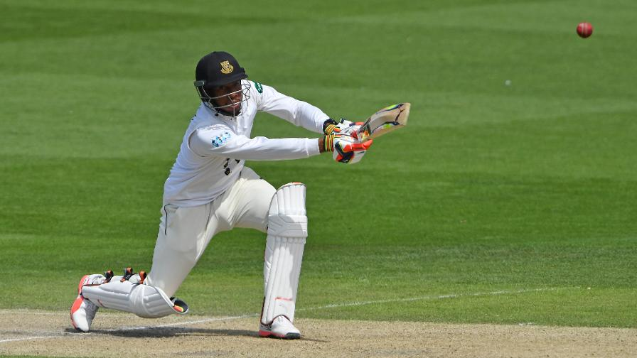 Div Two: Sussex have Notts on the ropes