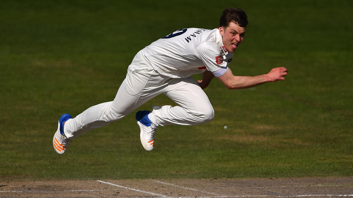 Stuart Whittingham provided further blows for Nottinghamshire's promotion hopes