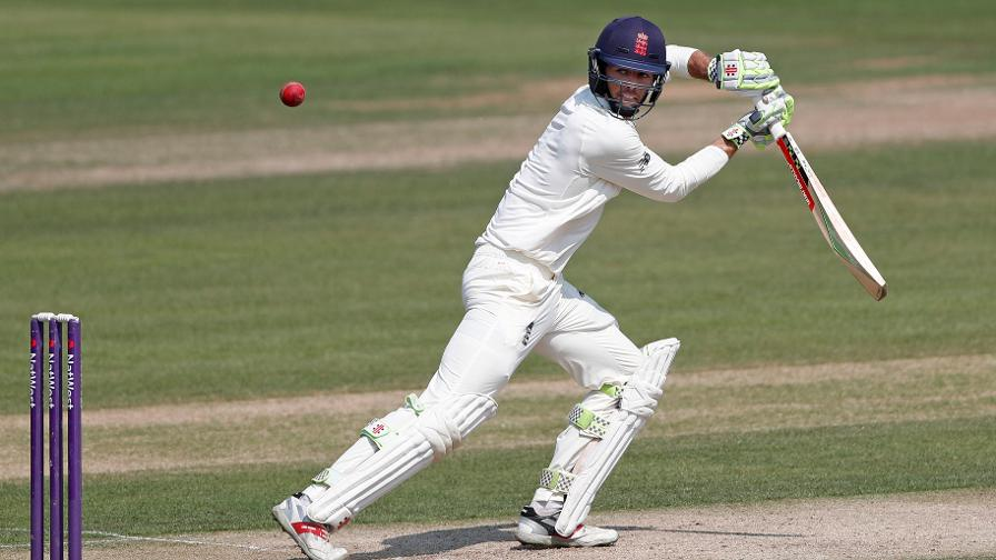 Foakes and Jennings in the runs for England Lions