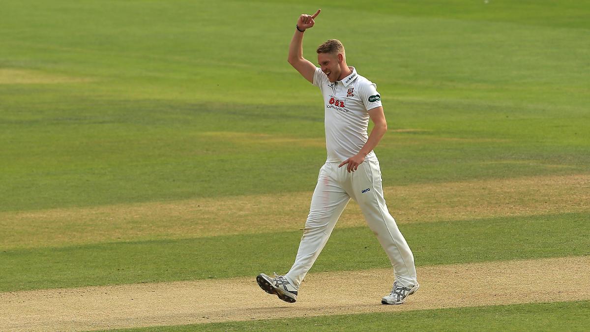 Jamie Porter has been a consistent nuisance for batsmen in Essex's unbeaten season