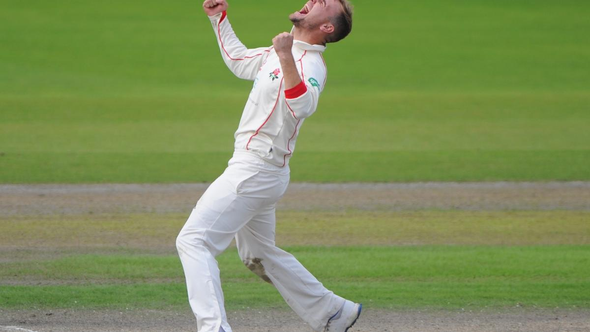 THE JOY OF SIX - Reckon Liam Livingstone enjoyed his six-for?