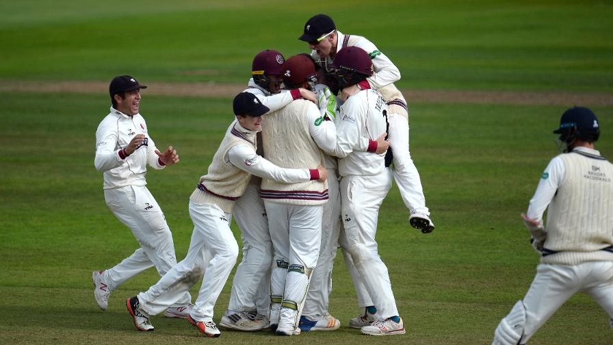 Div One: Somerset complete Great Escape