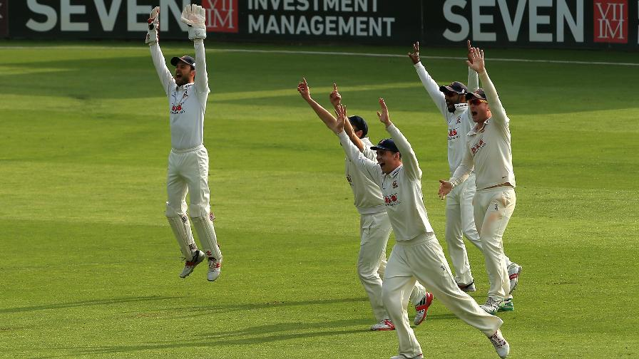 Almost there - Essex close in on victory against Yorkshire in their final match of the summer