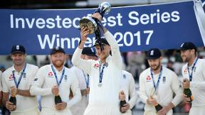 Watch England's Test highlights from 2017