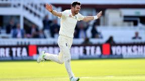 Watch highlights of James Anderson's summer
