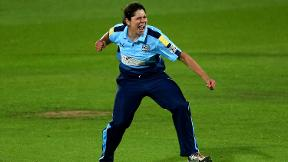Watch Alice Davidson-Richards' 3-20 against Lancashire Thunder