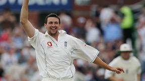 Steve Harmison's 6 wickets at Old Trafford