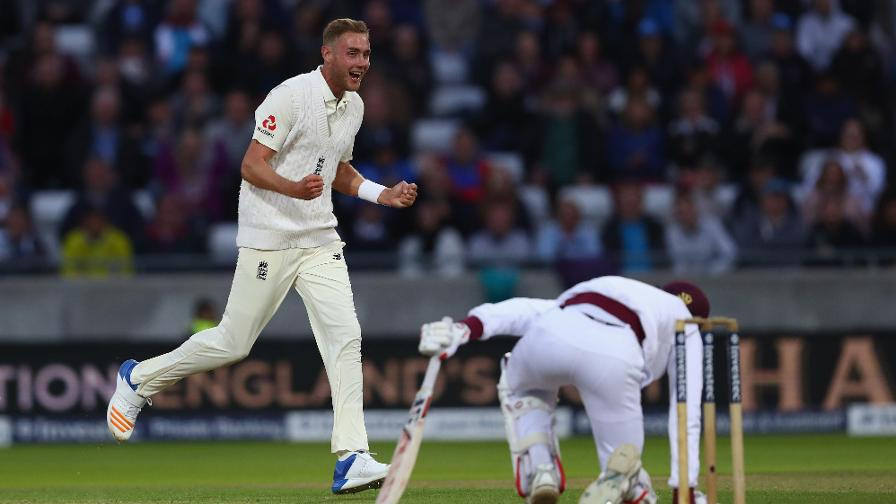 Vaughan hails Broad's strength of character