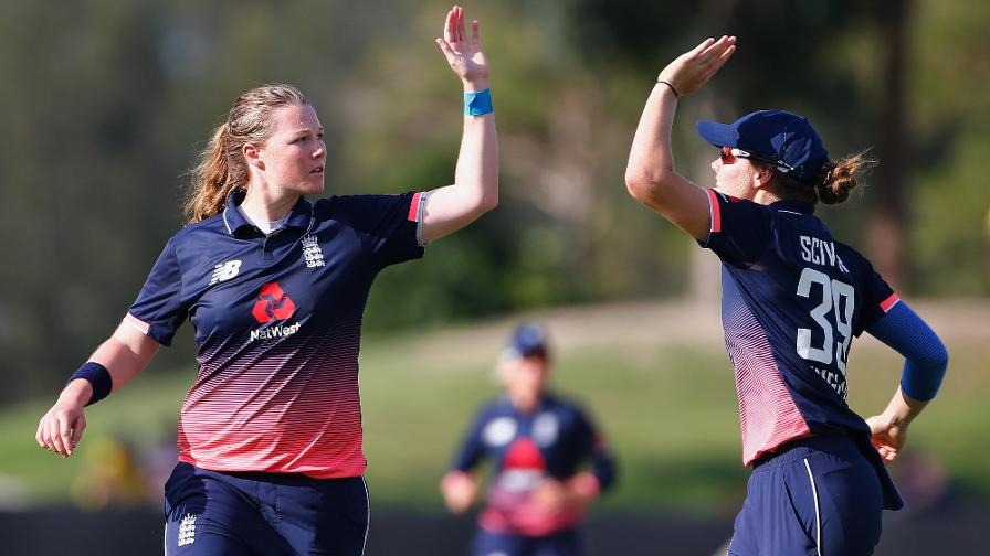 Victory for England in third Women's Ashes ODI