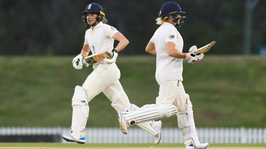 England v Cricket Australia XI: draw at Blacktown