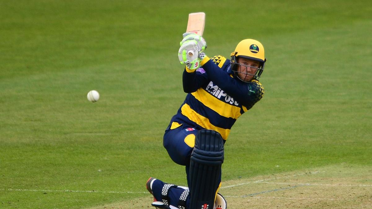 Colin Ingram has become Glamorgan's white ball skipper
