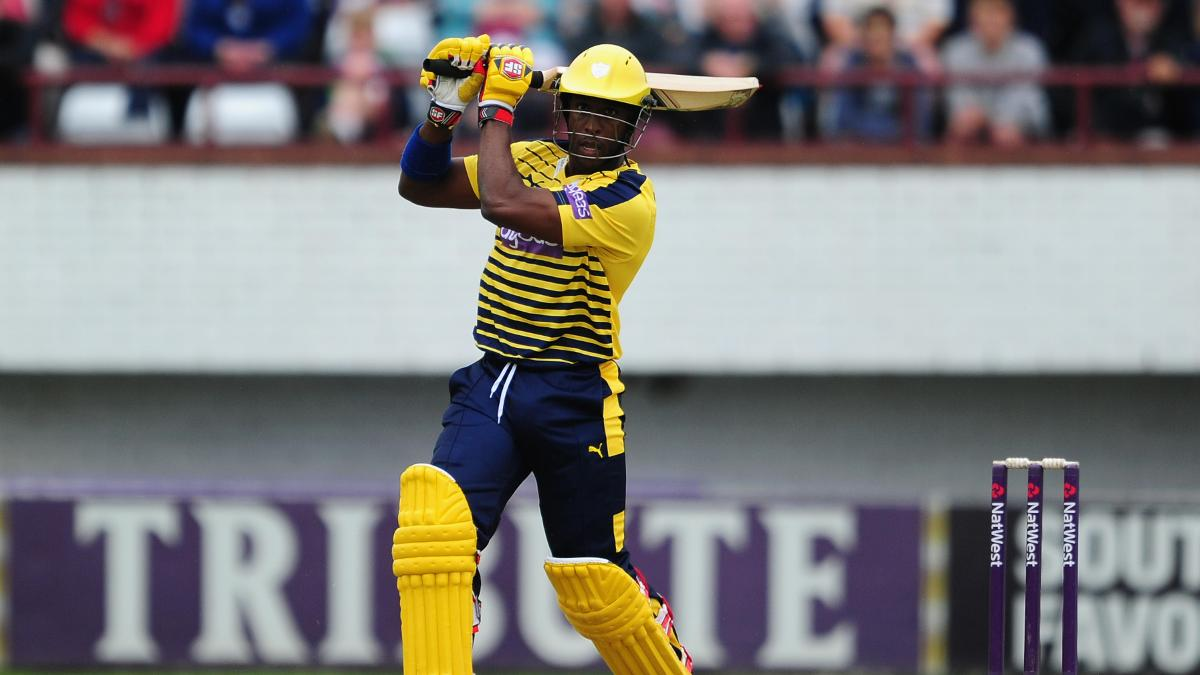 Michael Carberry has moved to Leicestershire from Hampshire