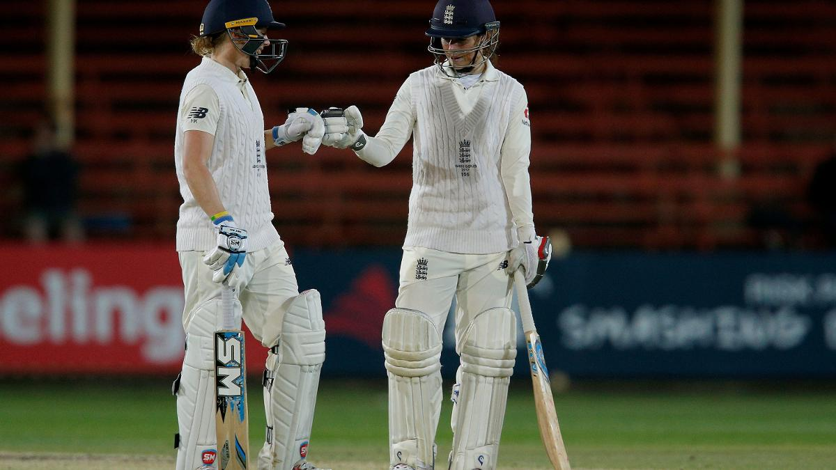 Elwiss and skipper Heather Knight were instrumental in England securing a share of the Women's Ashes Test spoils
