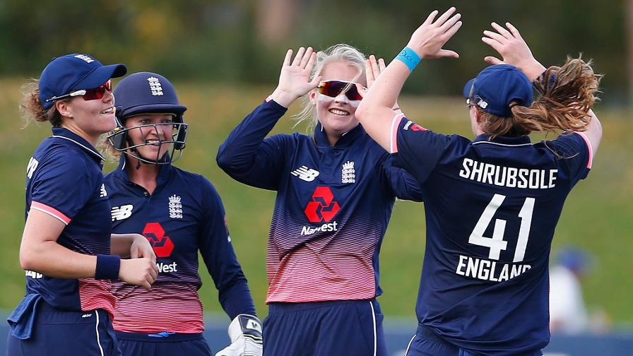 Who are England Women playing this summer?