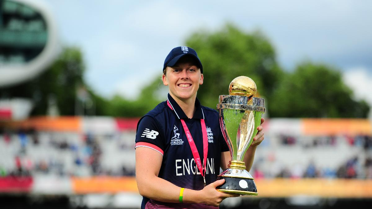World Cup-winning captain Heather Knight will lead England against South Africa and New Zealand next year