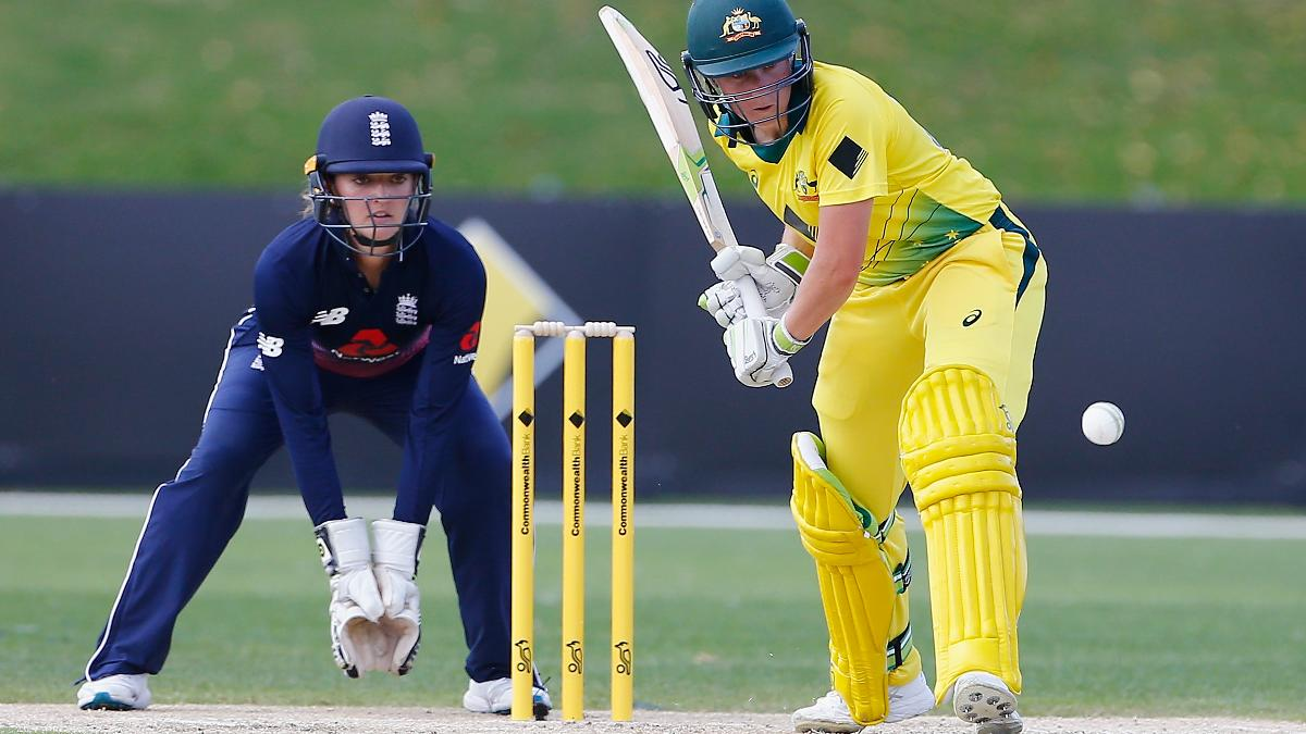 Alyssa Healy scored 145 runs at the top of the order for Australia across the three Women's Ashes ODIs