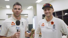 Jimmy Anderson Ashes Diary - Part 2