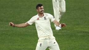 James Anderson's Ashes tour match wickets