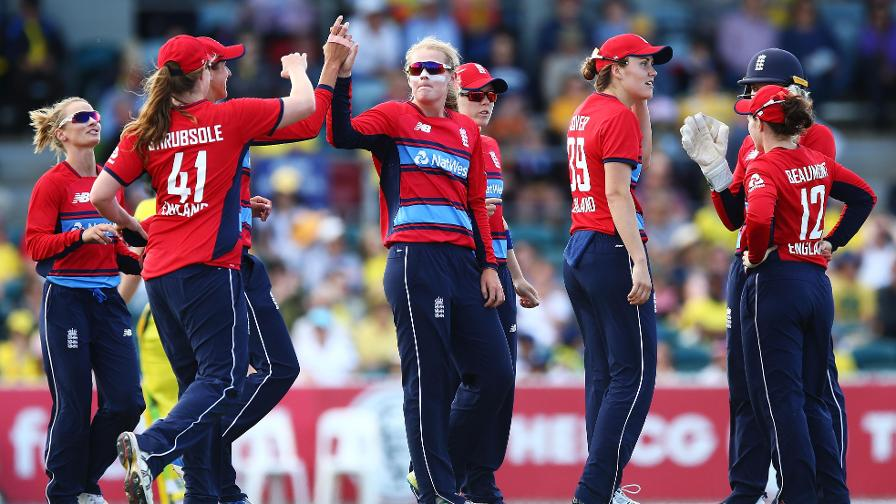 England determined to sign off series with a win