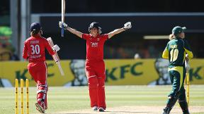Natalie Sciver's top three Ashes moments