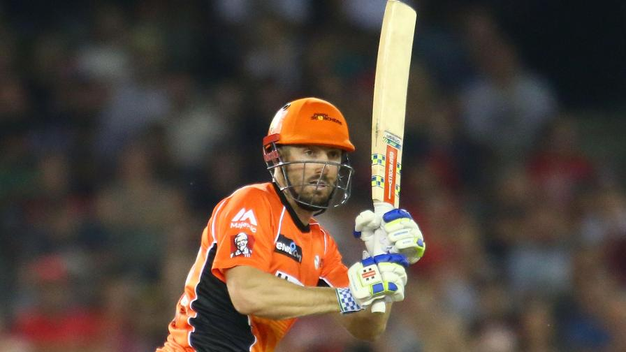 Glamorgan sign Shaun Marsh
