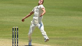 Jake Ball's Ashes tour match wickets
