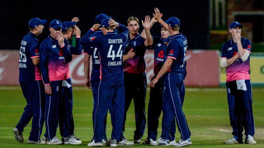 Convincing win for England Under-19s