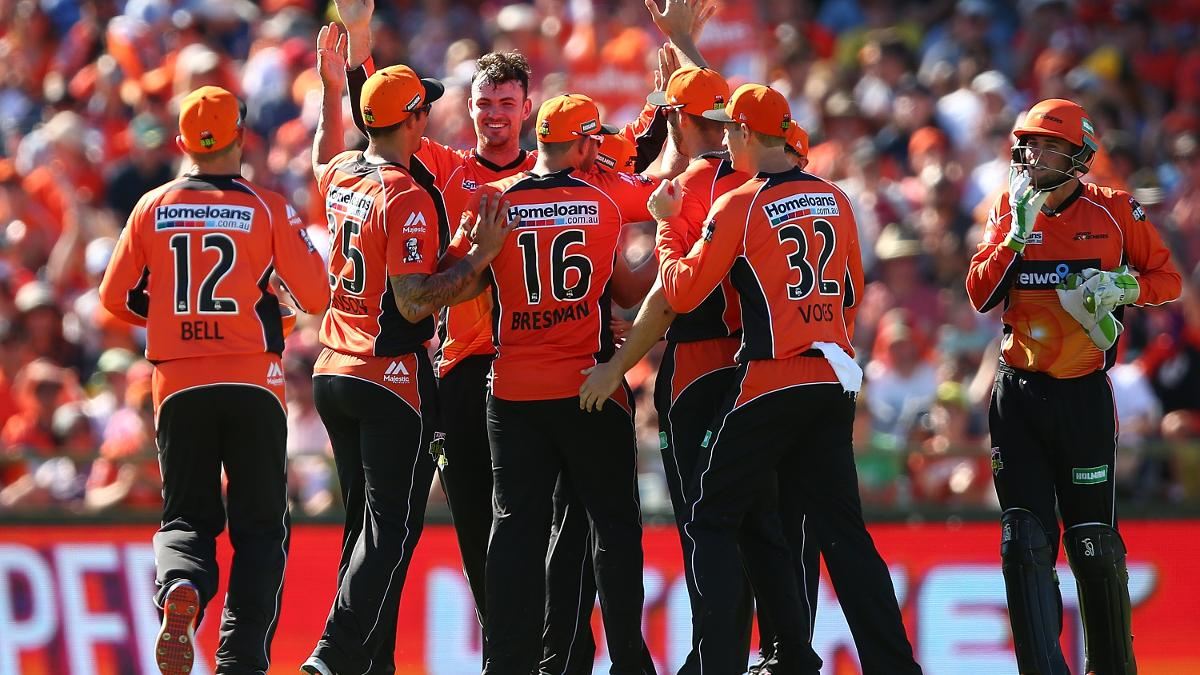 Perth Scorchers have won the BBL three times in the last four years