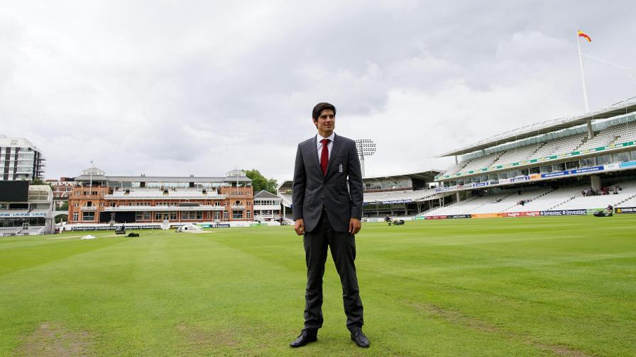 Alastair Cook was appointed captain in 2012. He would end up leading England a record 59 times