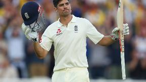 England players pay tribute to Alastair Cook ahead of 150th Test
