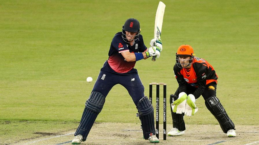 England Lions lose to Perth Scorchers