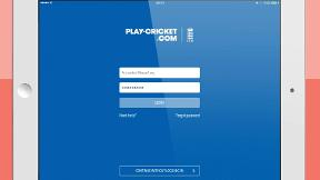 Scoring offline with Play-Cricket Scorer app