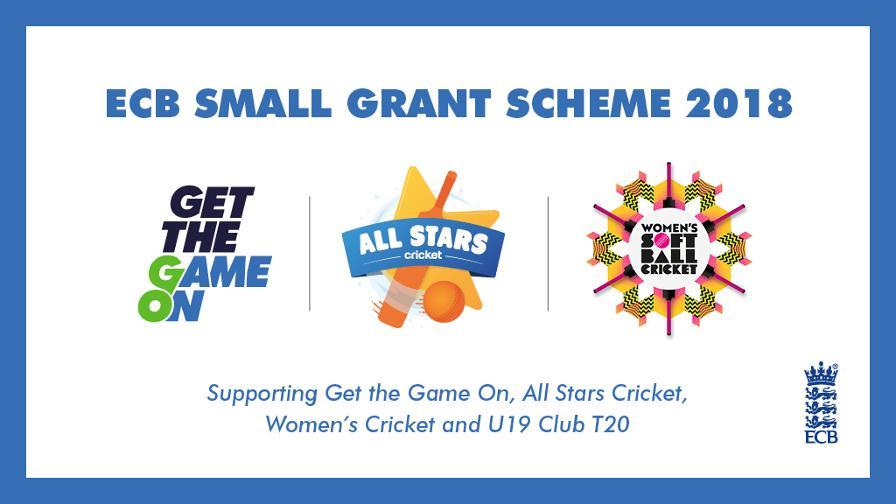 ECB Small Grant Scheme