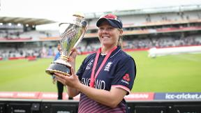 Anya Shrubsole reflects on her BBC Sports Personality of the Year nomination