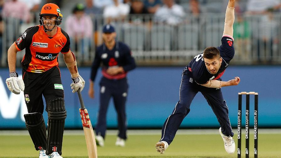 Defeat for England Lions in final Perth Scorchers match