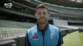 James Anderson's Ashes Diary - Part 4