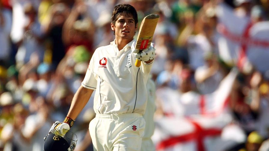 Perth 2006 - Alastair Cook's first Ashes ton came as England tried to stave off a heavy defeat