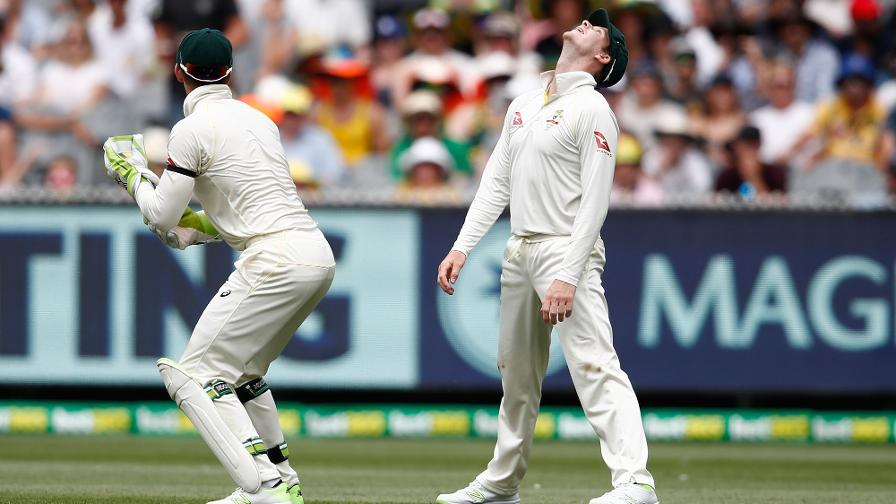 UP AND OVER - Broady top edges one for four