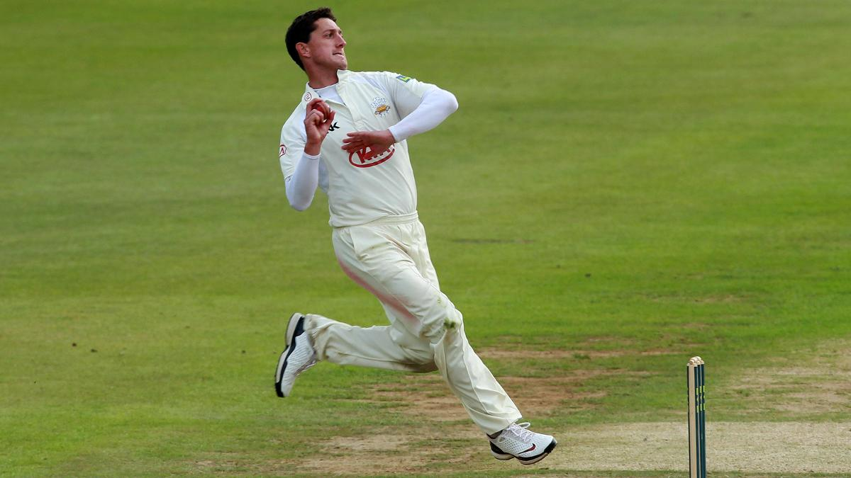 Jon Lewis took 849 first-class wickets for Gloucestershire, Surrey and Sussex