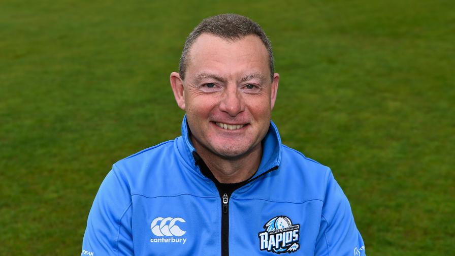 Kevin Sharp appointed Head Coach of Worcestershire