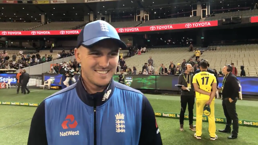 Roy thrilled with record-breaking innings