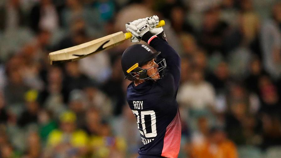 Jason Roy goes big at the MCG