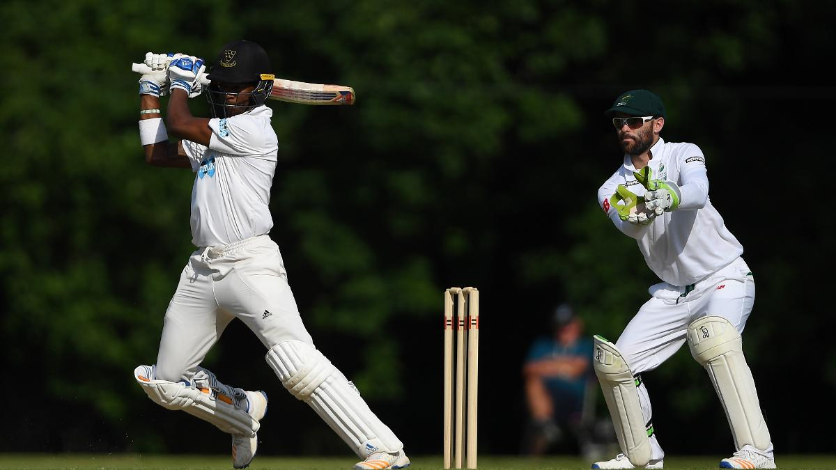 The young Sussex all-rounder made 41 for the county against South Africa A