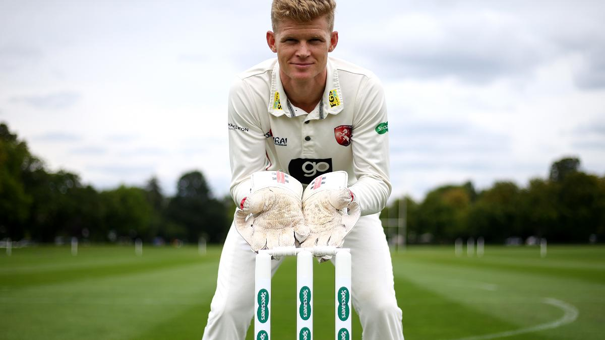 Sam Billings is the new Captain of Kent County Cricket Club