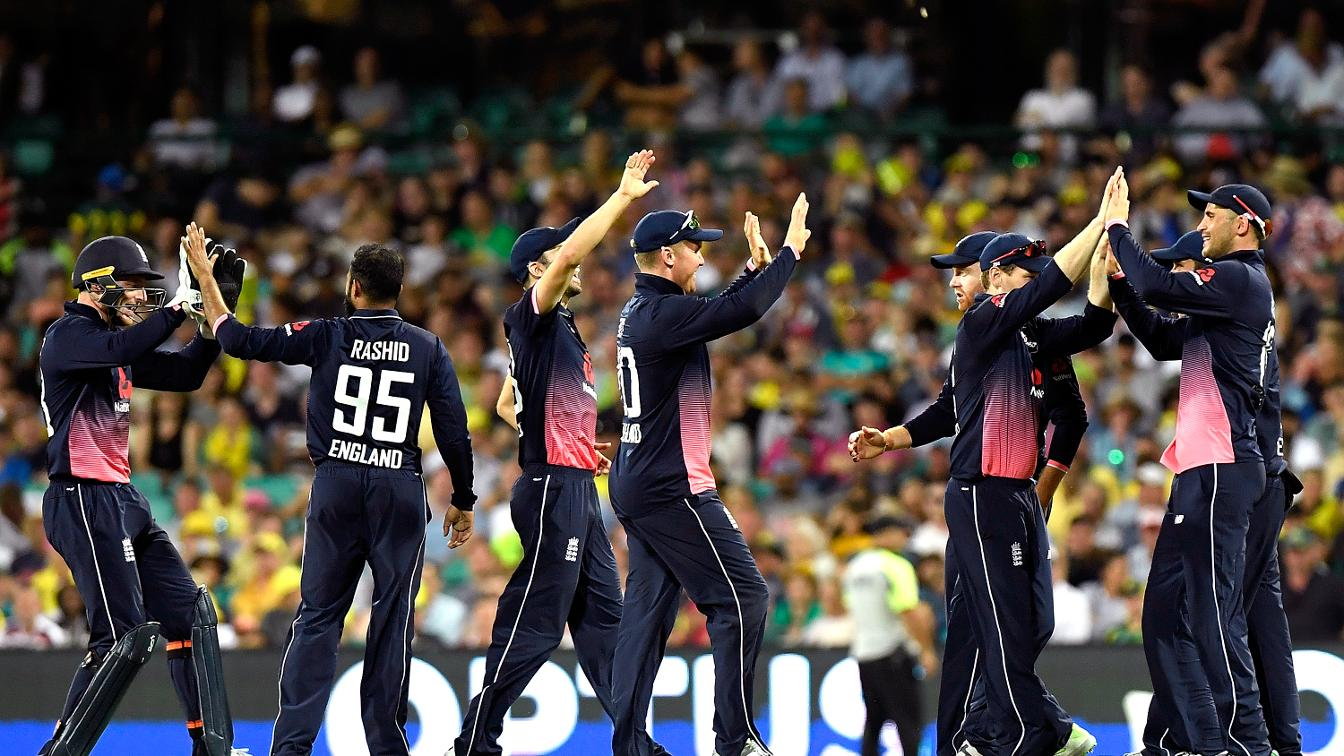 THAT WINNING FEELING - England take an unassailable 3-0 series lead