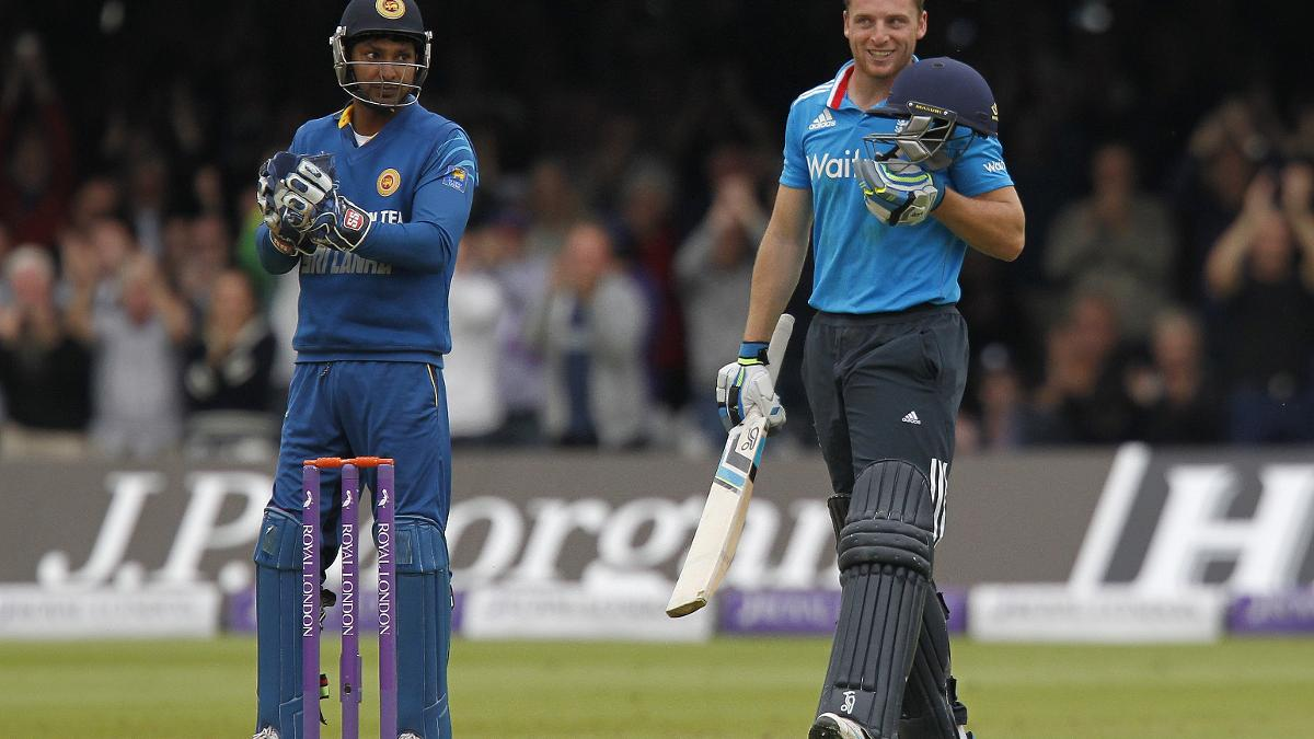 You never forget your first – Jos Buttler celebrates his maiden ODI hundred