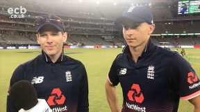 Morgan and Curran delighted with Perth victory