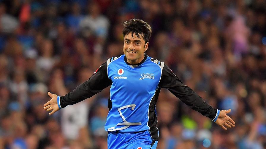 Rashid Khan signs for Sussex Sharks
