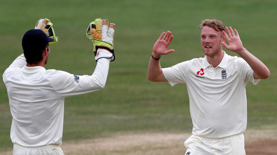 West Indies A v England Lions - Day Two report