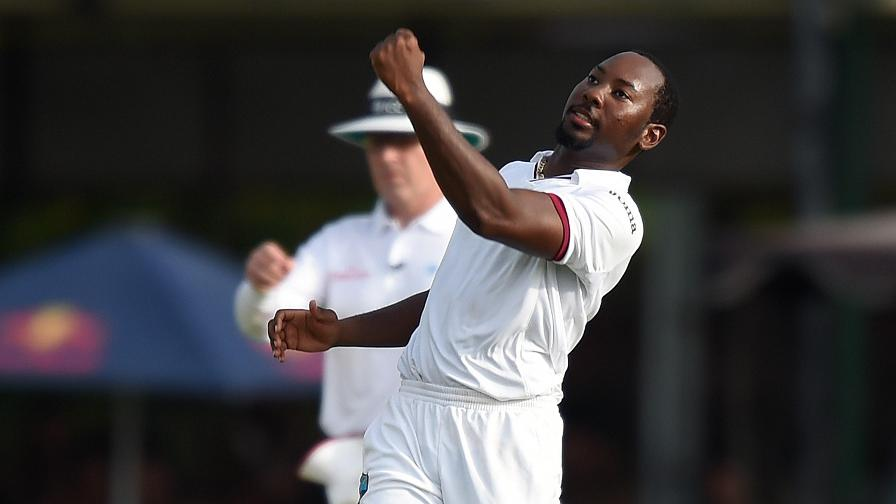 West Indies 'A' v England Lions - Day 2 report